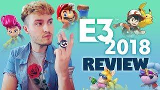Reviewing Nintendo's E3 2018 Direct