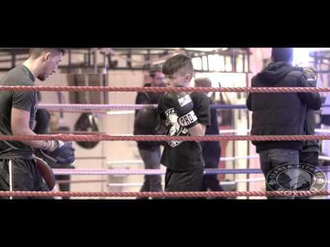 Sparta Boxing Gym Promo