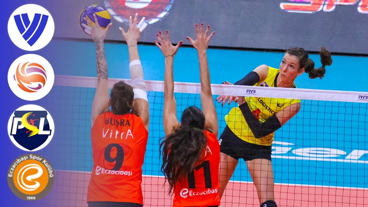 PSL Manila vs. Eczacibasi VitrA Istanbul - FULL | Women's Volleyball Club World Championship 16