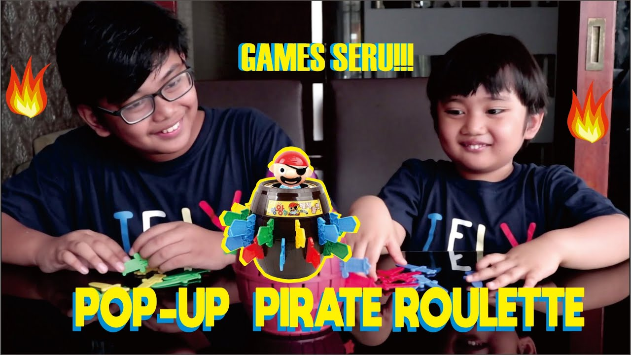 Permainan Pirates