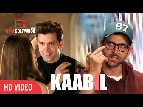 Hrithik About His Blind Scenes In the Movie | Kaabil Behind The Scenes | Kaabil Interview