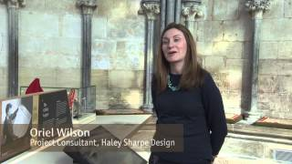 Magna Carta Exhibition at Salisbury Cathedral - opening day
