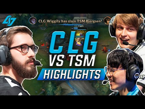 The Day CLG Broke The TSM Streak