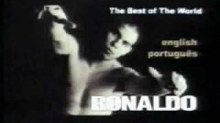 Site do Ronaldinho no JN