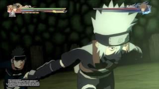 Kakashi and Obito vs Taiseki and Kakkuo: Story Mode PT.4 NARUTO SHIPPUDEN™: Ultimate Ninja® STORM 4 thumbnail