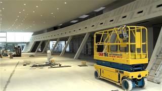 Die Entstehung vom Audi Zentrum Hanau
