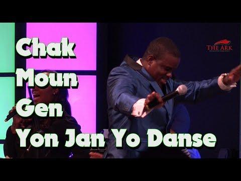 Kom Yon Sef Ki Swaf Dlo _ Chak Moun Gen Yon Jan Yo Danse