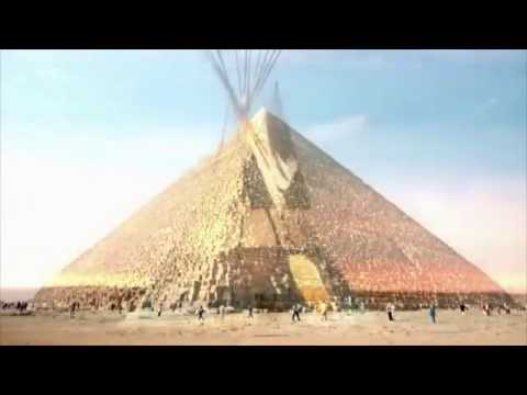 Pyramid Torsion Field Animation