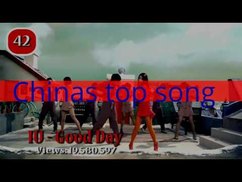 Chinas top song