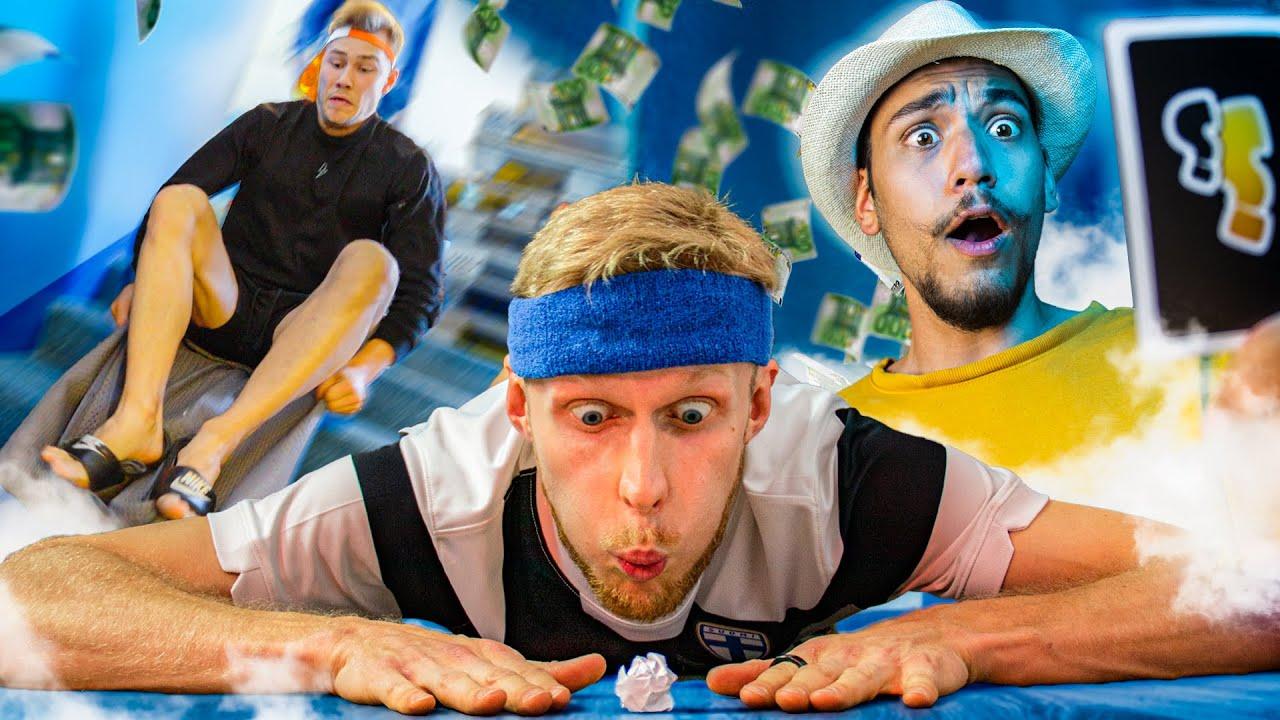 Pelataan HAASTE-lautapeliä oikealla rahalla! (VOITTO 600€)