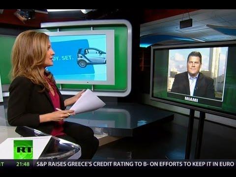 Former Fed VP James Savage takes aim at Fedspeak + Car2Go CEO on Back2Future Travel!