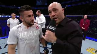 UFC 235: Pedro Munhoz Octagon Interview