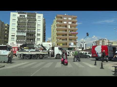 Driving: Turkey Road Trip: Mersin, Türkiye (2015-04-15)