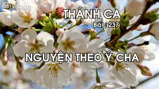 Thánh ca 237   Nguyện theo ý Cha   Thánh nhạc