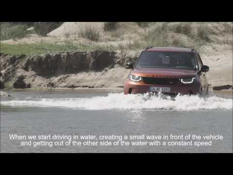 OFF ROAD TIPS  8  **Land Rover Discovery** Su geçişi//Water crossing