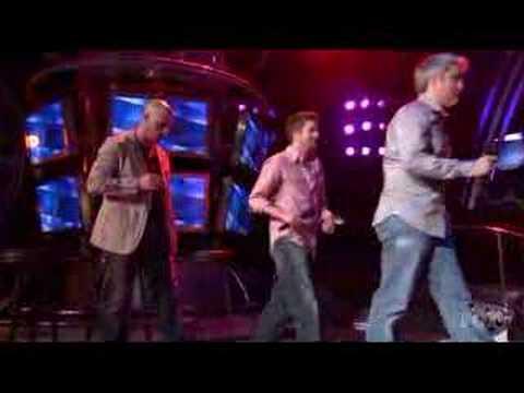 American Idol Season 5 Final Four Elvis Medley