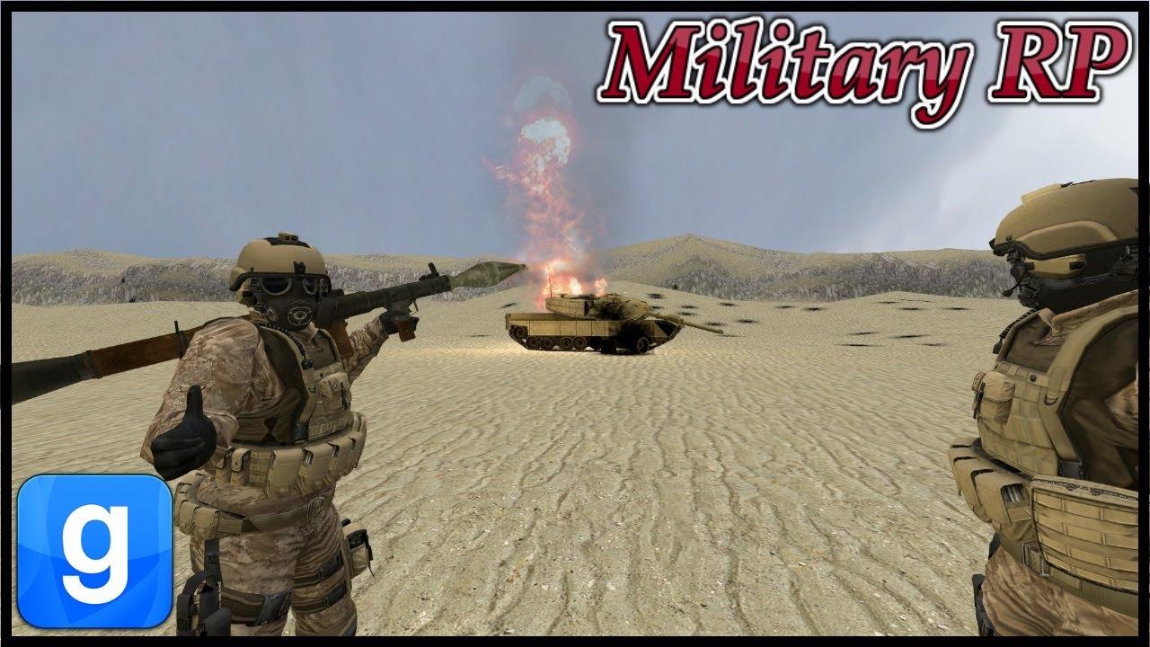 Military rp gmod