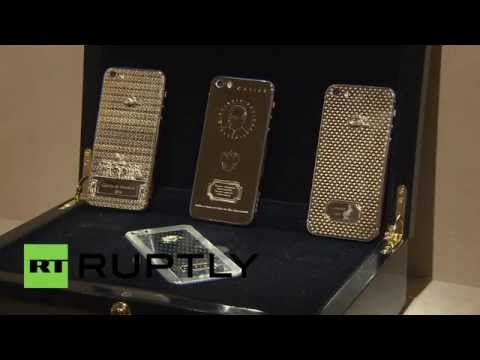 Russia: $4,000 gold Putin iPhone sells out on first day