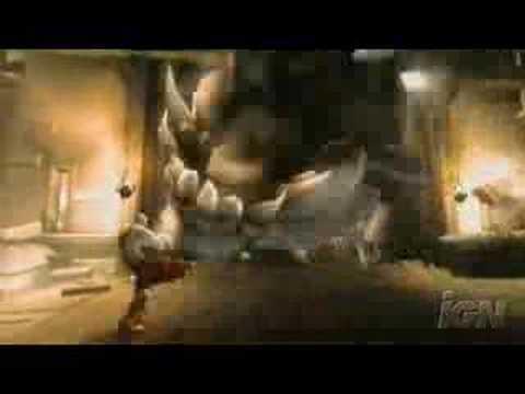 Trailer do filme God of War: Chains of Olympus