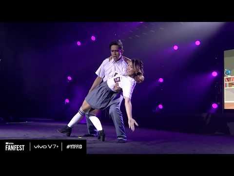 YOUTUBERS THE MUSICAL (SKINNYINDONESIAN24 LIVE @YOUTUBE FANFEST 2017)