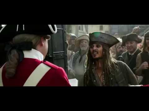 Piráti z Karibiku: Salazarova pomsta (2017) - Johnny Depp, Kaya Scodelario  part 1