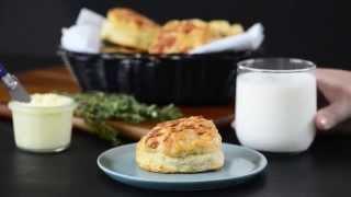 Parmesan and Savoury Scones