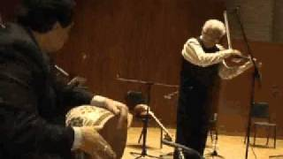 Persian Violin - Ostad Shamlou - UBC - 2010 - #1