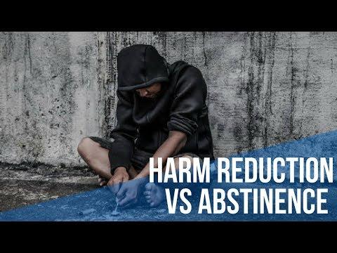 Harm Reduction VS Abstinence [Methadone And Suboxone Maintenance Treatment]