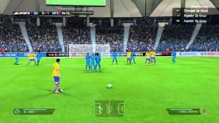 FIFA 14 I Coup franc Arteta 35m
