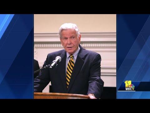 Former Maryland Gov. Harry Hughes dies