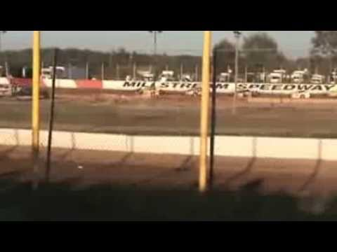 millstream speedway ump modified