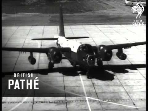 Neptune Aircraft For R.A.A.F. (1962)