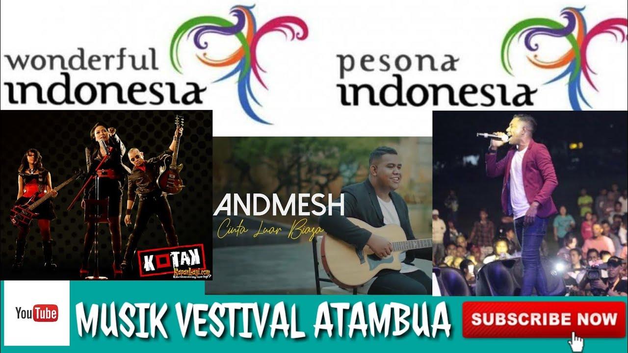 Festival Wonderful Indonesia Diserbu Pengunjung Saat Digelar Perdana di Perbatasan Indonesia-Timor Leste