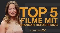 TOP 5: Hannah Herzsprung Filme