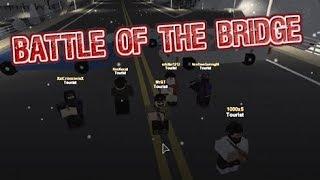 Roblox: NYC | Battle of the Bridge
