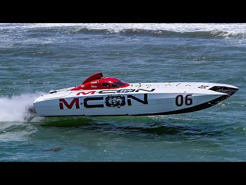 Offshore POWERBOATS Racing | Class SUPERCAT | 2019 Sarasota Grand Prix