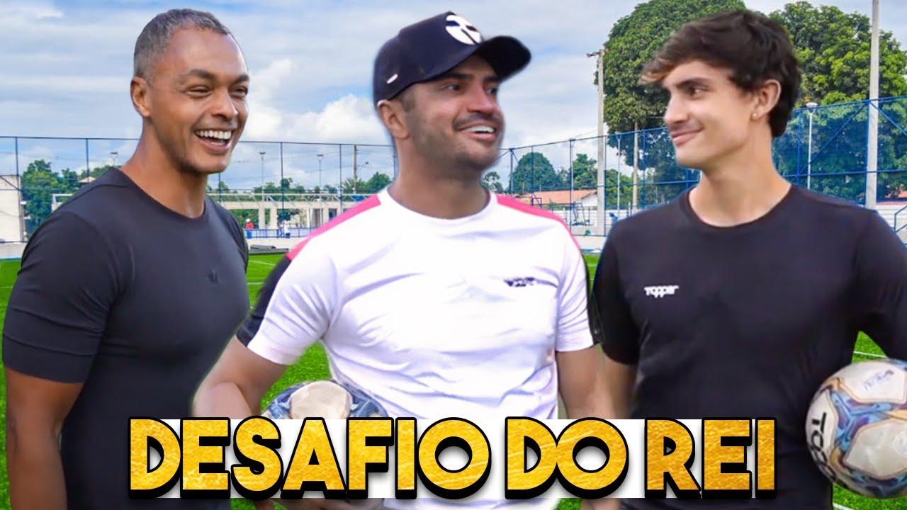 A Revanche entre Dodô, Falcão e Enzo - Quem venceu?