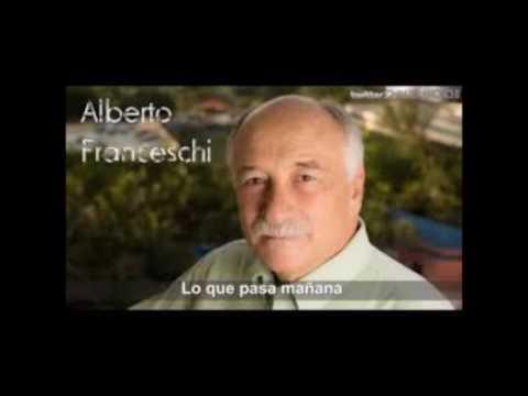URGENTE! Audio corto de Alberto Franceschi enviado vía whatsapp hoy 24/5/17