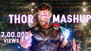 baahubali song Thor ft    Thor vs Thanos Mashup