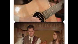 Darin & Brooke Aldridge-Tennessee Flat Top Box (Official Video)