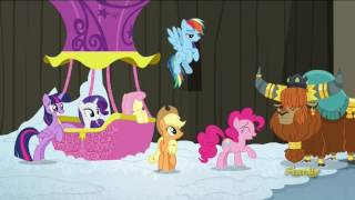 Prince Rutherford thanks Pinkie - Not Asking For Trouble
