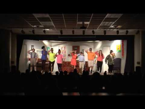Mystery on 13th Street - Play - Sanford Middle School