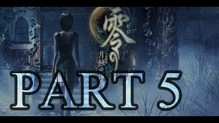 "Fatal Frame IV: Mask of the Lunar Eclipse HD ENGLISH Blind Playthrough Part 5 ""Investigation"""