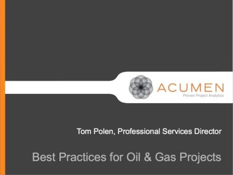 Best Practices for Successful Oil & Gas Projects