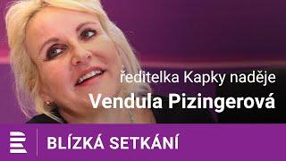 Vendula Pizingerová: Líp teď Karlovi rozumím. A v manželství teď spoustu věcí neřeším