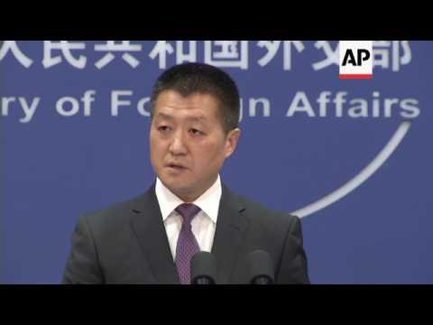 China speaks out against Japan shrine visit