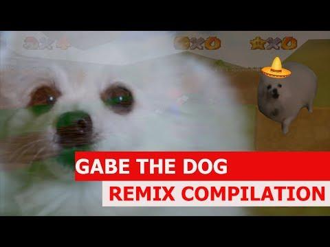Gabe The Dog - REMIX COMPILATION