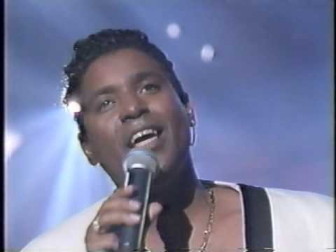 STEVIE B �use I Love You""
