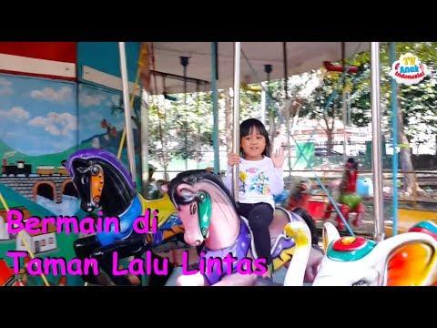 Bermain di Taman Lalu Lintas Bandung - TV Anak Indonesia