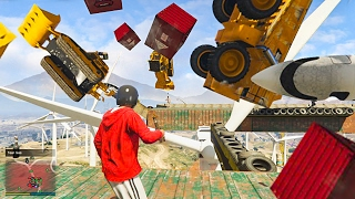 FUNNIEST DEATHMATCH EVER! - GTA 5 Funny Moments #659